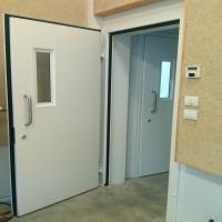 AD-40 door with magnetic seal, Rimon music academy
