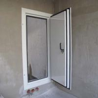 oustic door AD-50 with peripheral seal