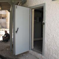 Acoustic door AD-40, with rubber gasket